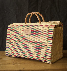 CESTA MAKER - STRIPEY MULTI