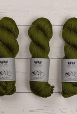 West Wool TANDEM GREEN OLIVE