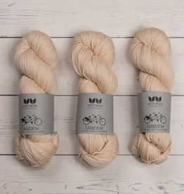 West Wool TANDEM WHITE PEACH