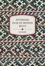 ESTONIAN PICK-UP WOVEN BELTS by PIIA RAND