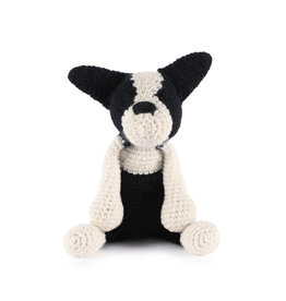 TOFT BARNEY THE BOSTON TERRIER KIT - ENGLISH