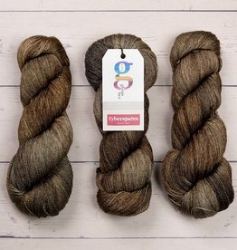 Fyberspates GLEEM LACE - SILVER AND BRONZE