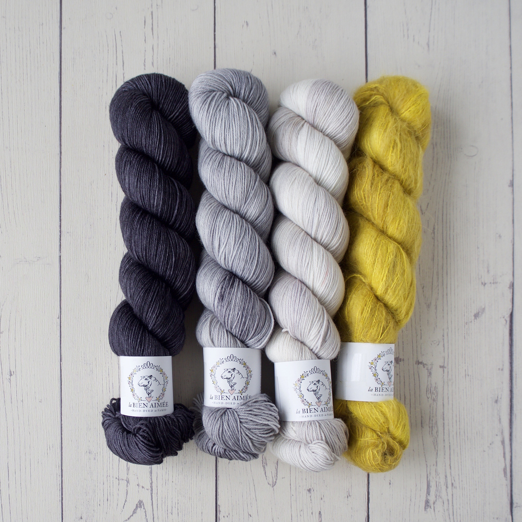 Westknits WK REVERBERATE - KIT 5
