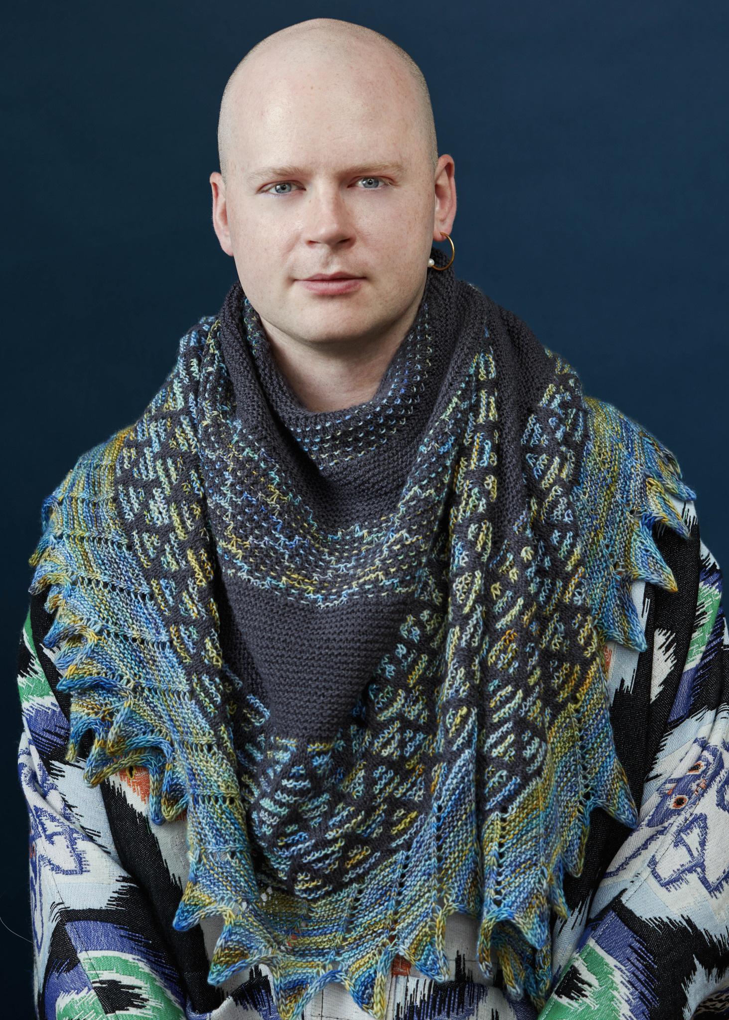 Westknits WESTKNITS KIT MOSAIC MUSINGS - AQUA