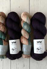 Westknits WK MOSAIC MUSINGS - KIT PURPLE 4