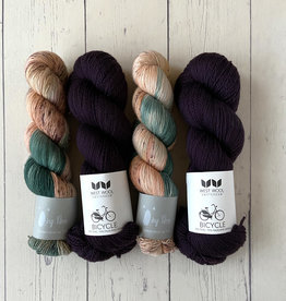 Westknits WESTKNITS KIT MOSAIC MUSINGS - PURPLE 4