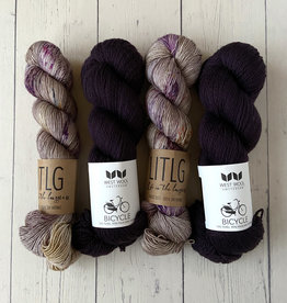 Westknits WESTKNITS KIT MOSAIC MUSINGS - PURPLE 2