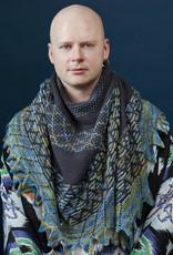 Westknits WESTKNITS KIT MOSAIC MUSINGS - OLIVE 2