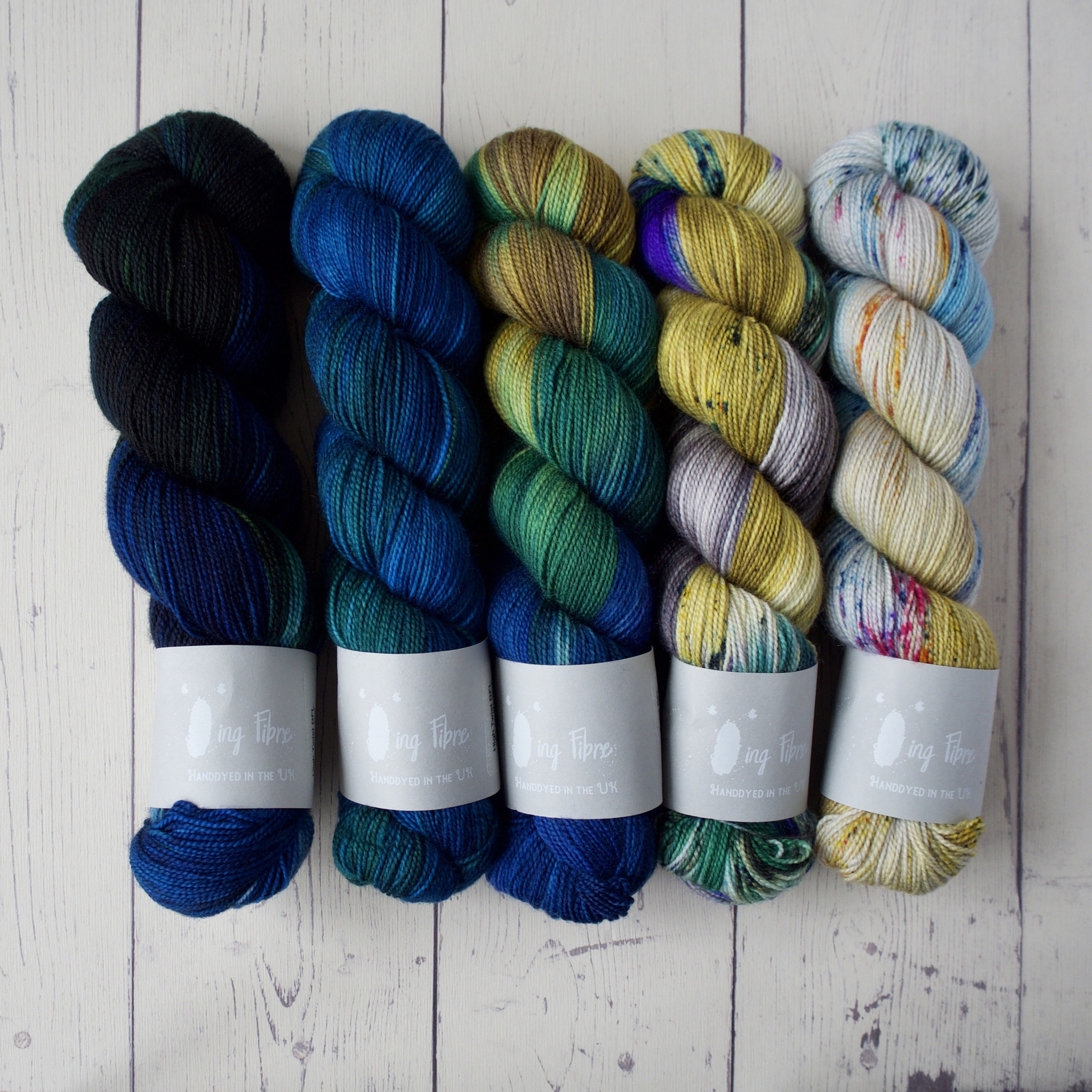 Westknits WESTKNITS KIT - SEA SWELL LARGE