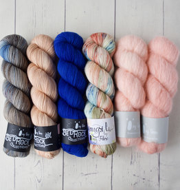 Qing Fibre WESTKNITS TEXTURE TIME - KIT 1