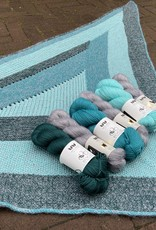 Westknits WK MOHAIR MIXER - KIT BLUE