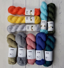 Westknits WK MOHAIR MIXER - KIT MULTI