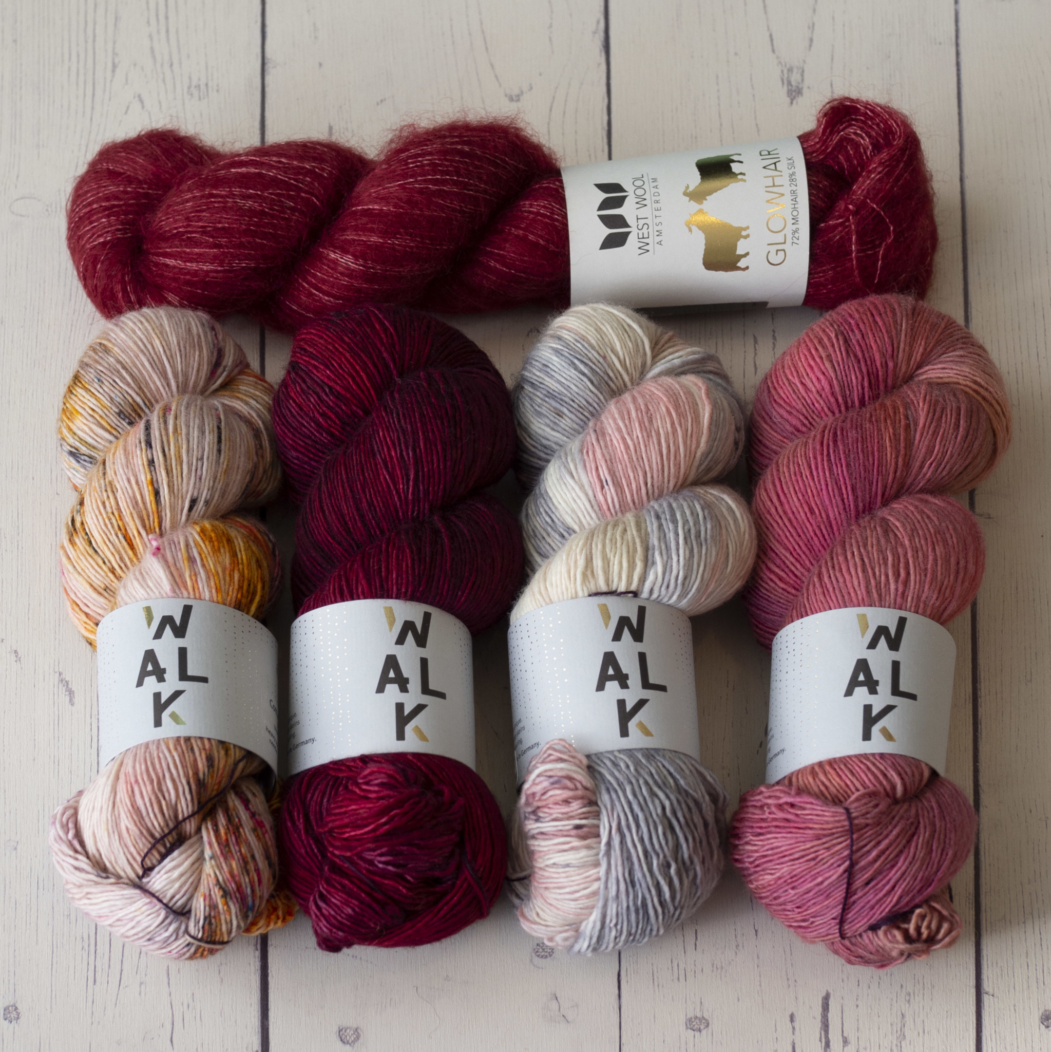 Westknits MOHAIR POP - KIT A29