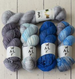 Westknits MOHAIRINO MEDLEY - KIT DUTCH SKY