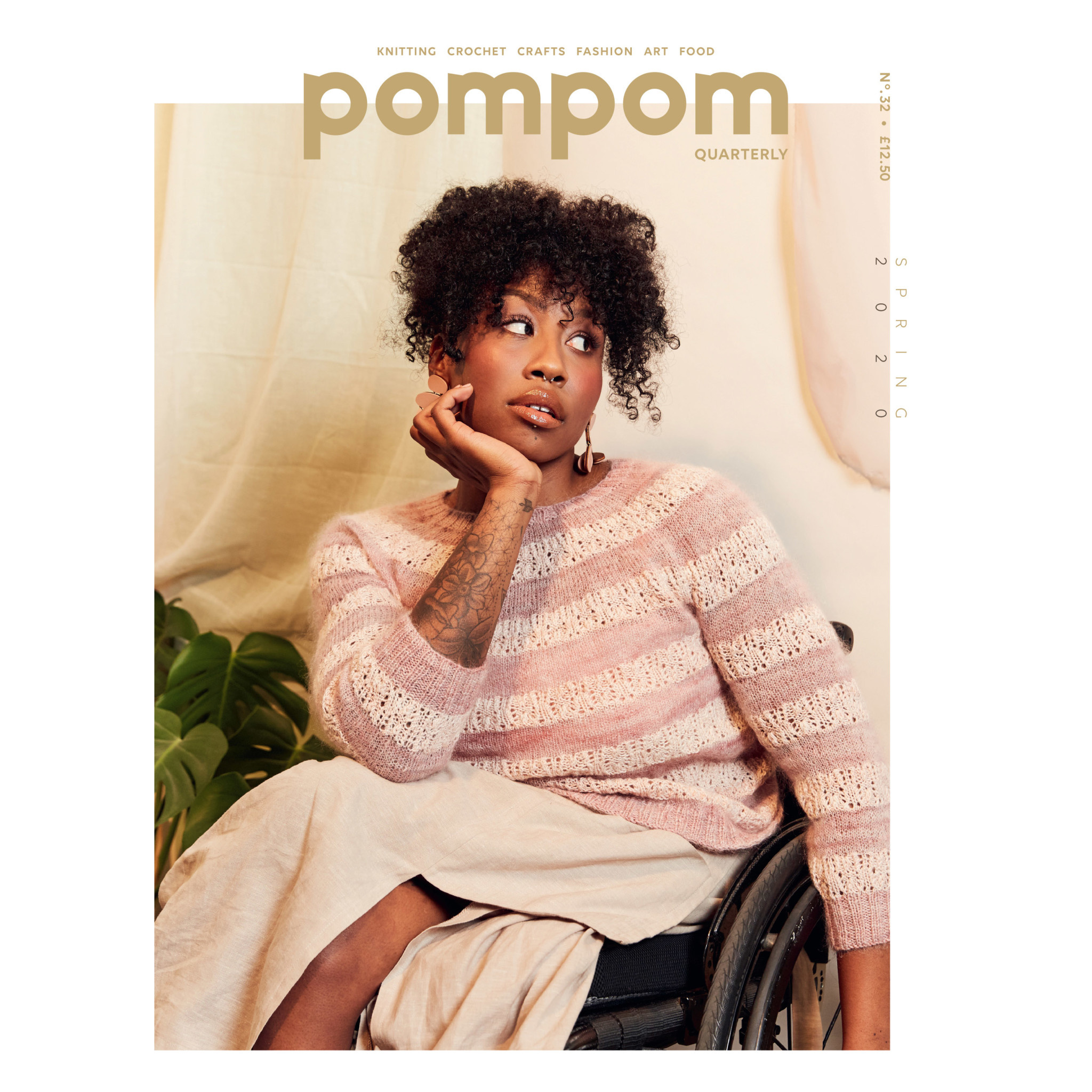 Pom Pom Publishing PRESALE POMPOM QUARTERLY - SPRING 2020
