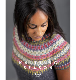 Kate Davies Design KNITTING SEASON by KATE DAVIES