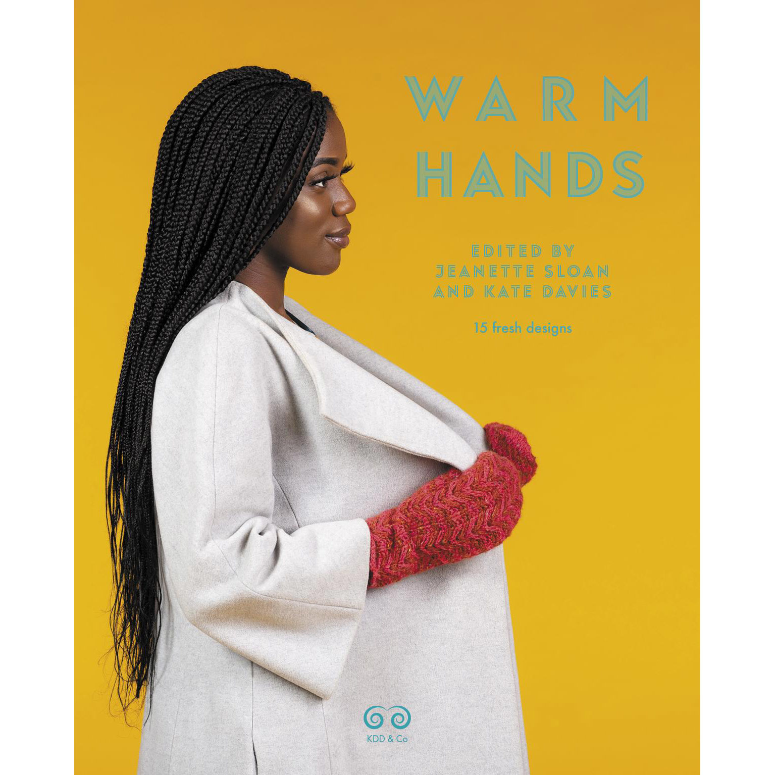 Kate Davies Design WARM HANDS by KATE DAVIES