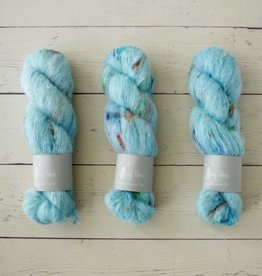 Qing Fibre MELTED BABY SURI - SKY BLUE