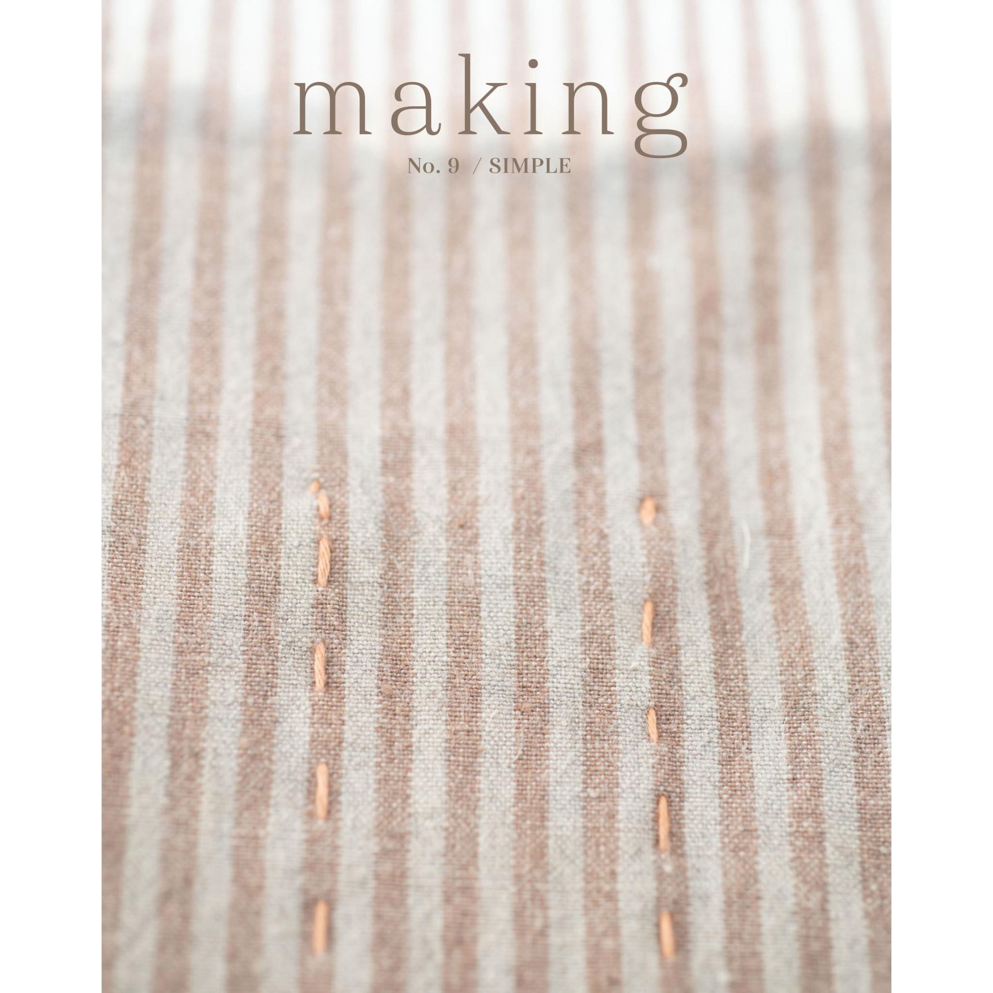 Making MAKING NO. 9 - SIMPLE