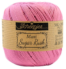 Scheepjes MAXI SUGAR RUSH - COLONIAL ROSE 398
