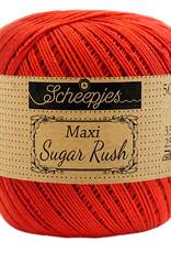 Scheepjes MAXI SUGAR RUSH - POPPY ROSE 390