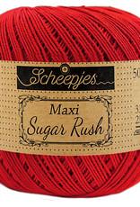 Scheepjes MAXI SUGAR RUSH - RED 722