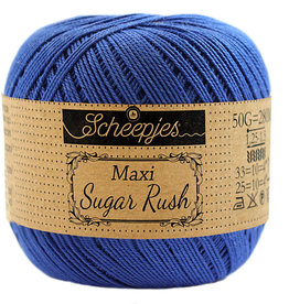 Scheepjes MAXI SUGAR RUSH - ELECTRIC BLUE 201