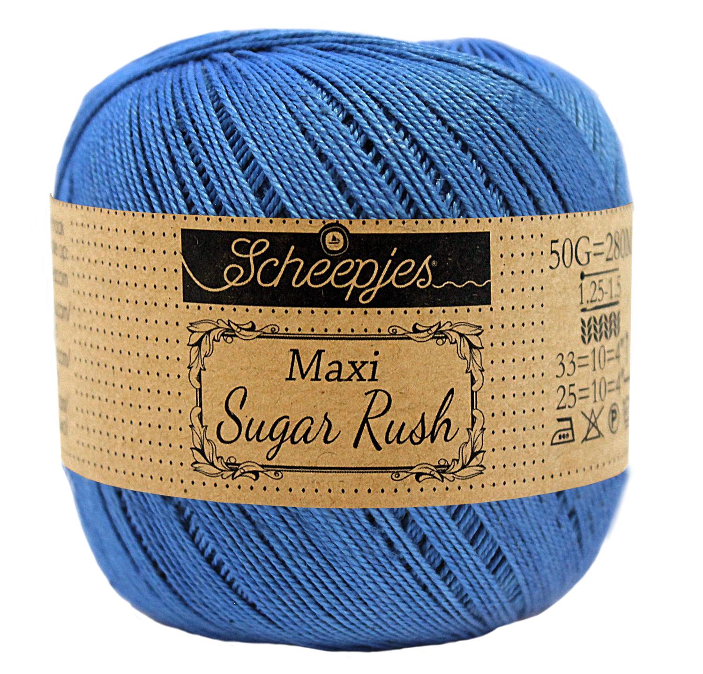 Scheepjes MAXI SUGAR RUSH - ROYAL BLUE 215