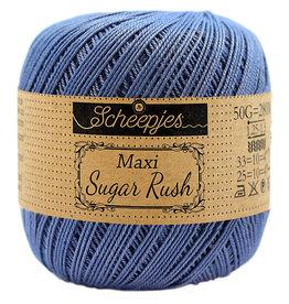 Scheepjes MAXI SUGAR RUSH - CAPRI BLUE 261