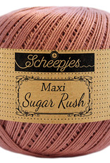 Scheepjes MAXI SUGAR RUSH - ANTIQUE ROSE 776