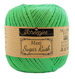 Scheepjes MAXI SUGAR RUSH - APPLE GREEN 389