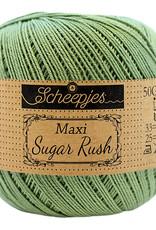 Scheepjes MAXI SUGAR RUSH - SAGE GREEN 212