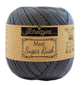 Scheepjes MAXI SUGAR RUSH - CHARCOAL 393
