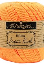 Scheepjes MAXI SUGAR RUSH - SWEET ORANGE 411