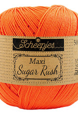 Scheepjes MAXI SUGAR RUSH - ROYAL ORANGE 189