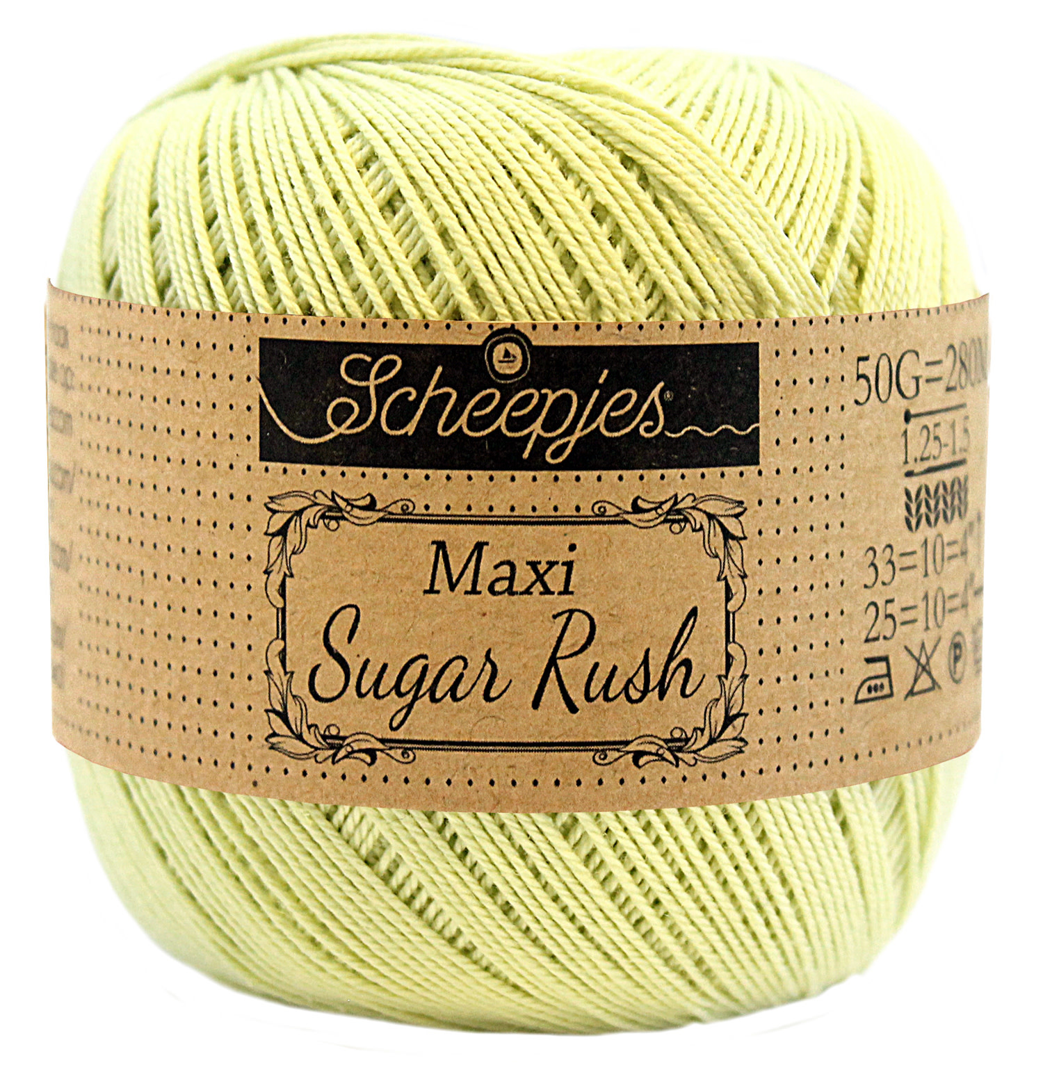Scheepjes MAXI SUGAR RUSH - LIME JUICE 392