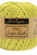 Scheepjes MAXI SUGAR RUSH - GREEN YELLOW 245