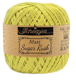 Scheepjes MAXI SUGAR RUSH - GREEN YELLOW 245