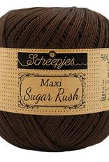 Scheepjes MAXI SUGAR RUSH - BLACK COFFEE 162