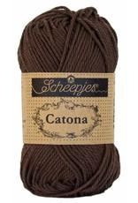 Scheepjes CATONA - BLACK COFFEE 162