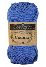 Scheepjes CATONA - CAPRI BLUE 261