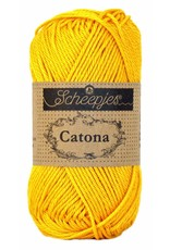 Scheepjes CATONA - YELLOW GOLD 208