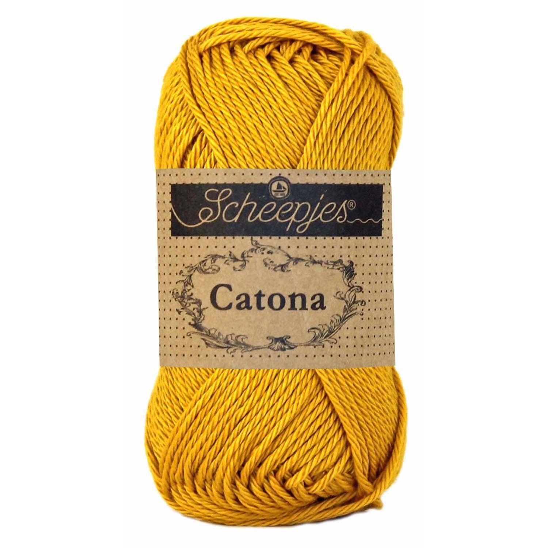 Scheepjes CATONA - SAFFRON 249