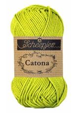 Scheepjes CATONA - GREEN YELLOW 245