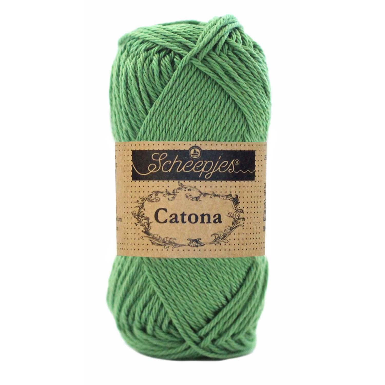 Scheepjes CATONA - FOREST GREEN 412