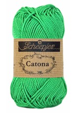 Scheepjes CATONA - APPLE GREEN 389