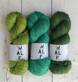 Westknits WESTKNITS KIT CABLED BLISS - PALM LEAF