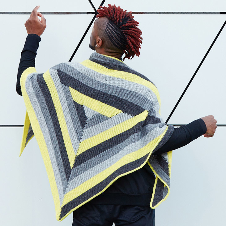Westknits WK TRIANGLEGRAM - KIT EDAM