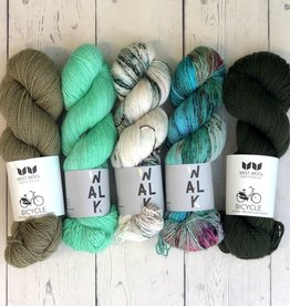 Westknits CONTRAST QUINT - KIT A3
