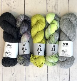 Westknits CONTRAST QUINT - KIT A6